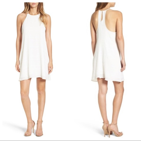 Leith Dresses & Skirts - Nordstrom Leith Racerback Shift Dress S